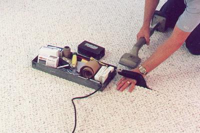 雅尔居地毯处理
