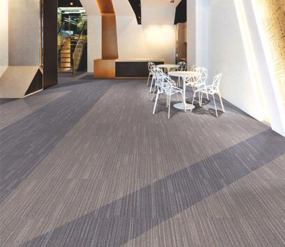办公室方块地毯Balance系列