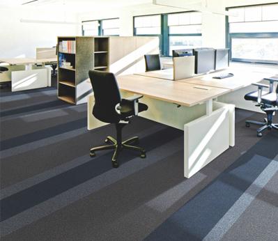 办公室方块地毯Eiffel系列