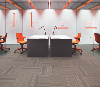 办公室方块地毯Mento系列