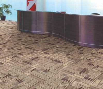 办公室方块地毯Norrston系列