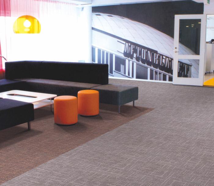 办公室方块地毯Vision系列