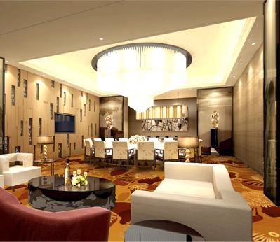 雅尔居餐厅宴会厅地毯18