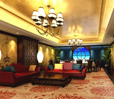 雅尔居餐厅宴会厅地毯40