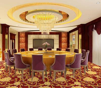 雅尔居餐厅宴会厅地毯46
