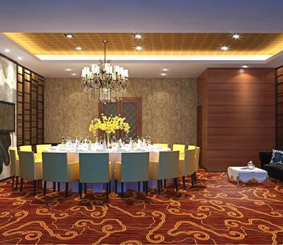 雅尔居餐厅宴会厅地毯47
