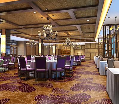雅尔居餐厅宴会厅地毯48