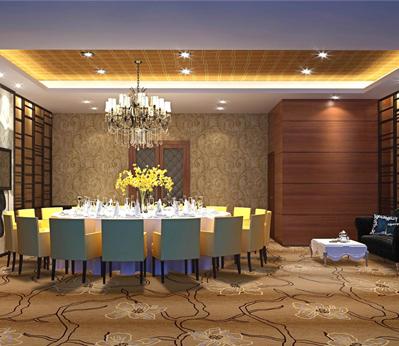 雅尔居餐厅宴会厅地毯49
