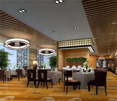 雅尔居餐厅宴会厅地毯55