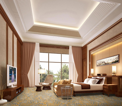 雅尔居酒店客房地毯8