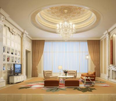 雅尔居酒店客房地毯9
