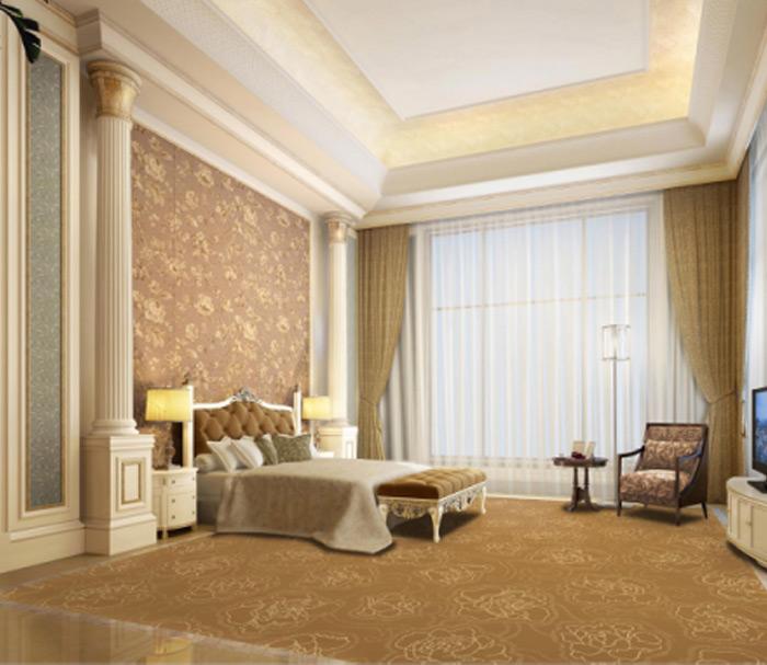 雅尔居酒店客房地毯11