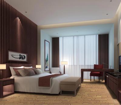 雅尔居酒店客房地毯15