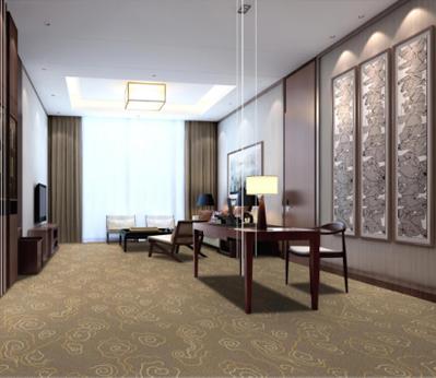雅尔居酒店客房地毯16