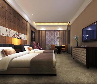 雅尔居酒店客房地毯29