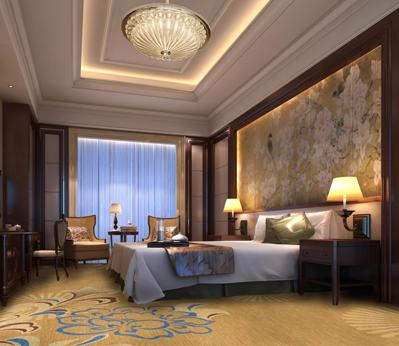 雅尔居酒店客房地毯33