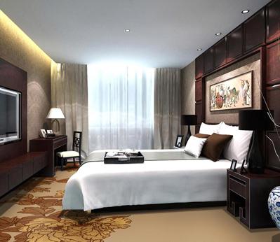 雅尔居酒店客房地毯41