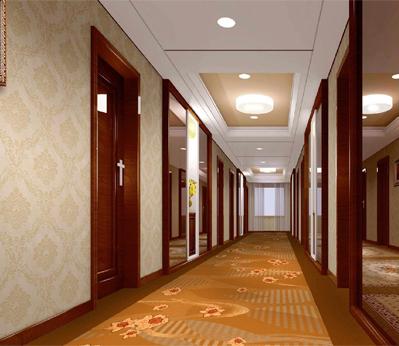 雅尔居酒店走道地毯1