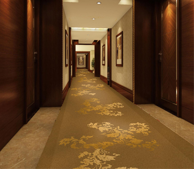 雅尔居酒店走道地毯6