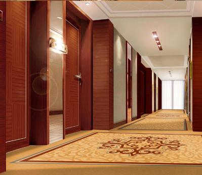 雅尔居酒店走道地毯17