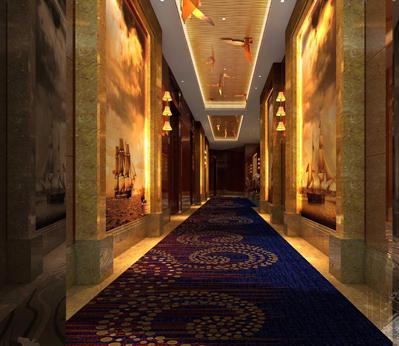 雅尔居酒店走道地毯28