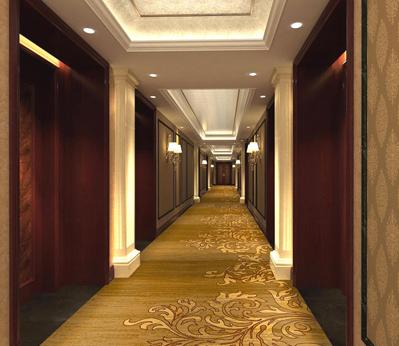 雅尔居酒店走道地毯36