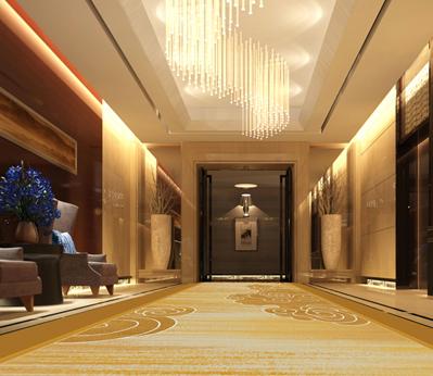 雅尔居酒店走道地毯39