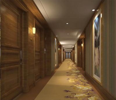 雅尔居酒店走道地毯50