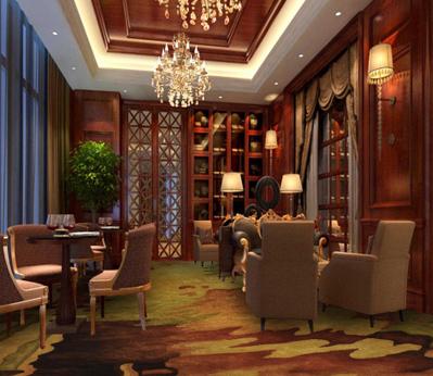 雅尔居酒店大堂地毯3