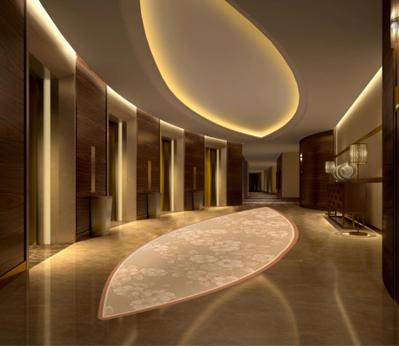 雅尔居酒店大堂地毯4