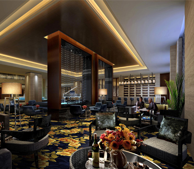 雅尔居酒店大堂地毯5