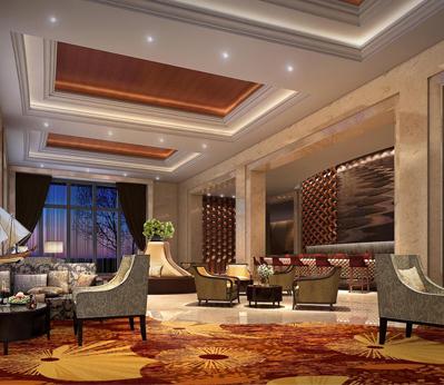 雅尔居酒店大堂地毯6