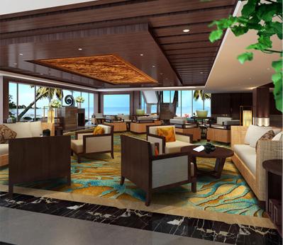 雅尔居酒店大堂地毯7