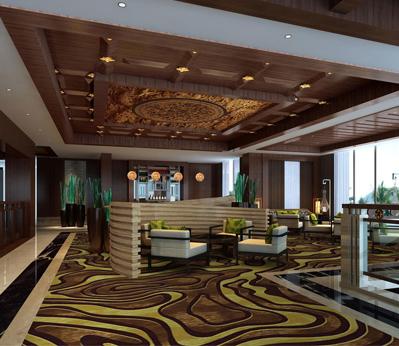 雅尔居酒店大堂地毯8