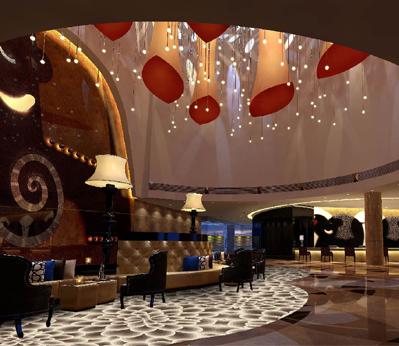 雅尔居酒店大堂地毯14
