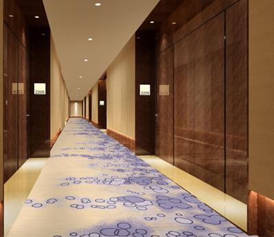 雅尔居酒店走道地毯57