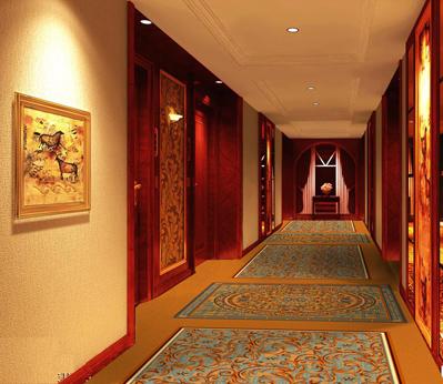 雅尔居酒店走道地毯61