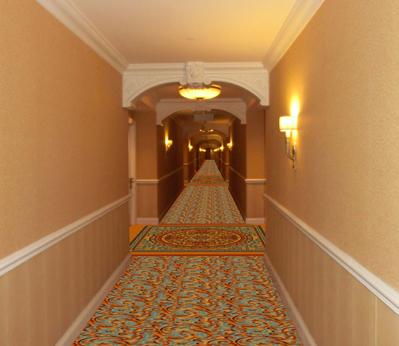 雅尔居酒店走道地毯63