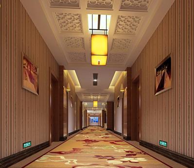雅尔居酒店走道地毯66