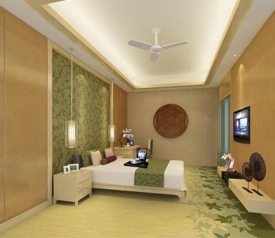 雅尔居酒店客房地毯54