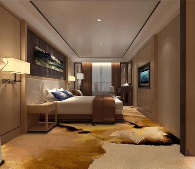 雅尔居酒店客房地毯55