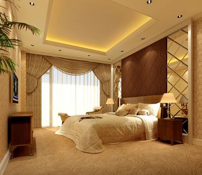 雅尔居酒店窗帘3