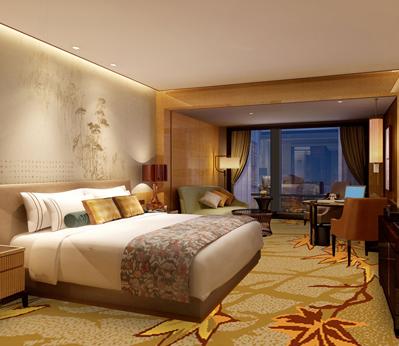 雅尔居酒店客房地毯67