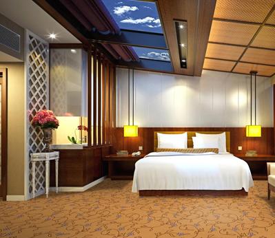 雅尔居酒店客房地毯68