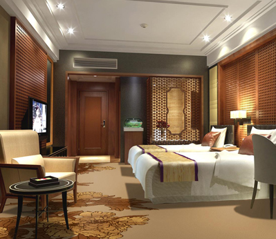 雅尔居酒店客房地毯69