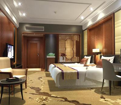 雅尔居酒店客房地毯70