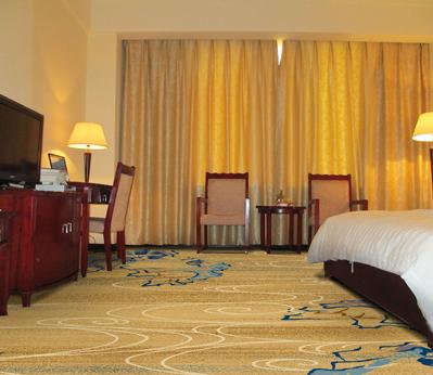 雅尔居酒店客房地毯72