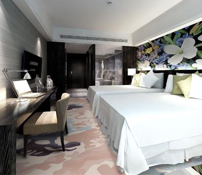雅尔居酒店客房地毯75