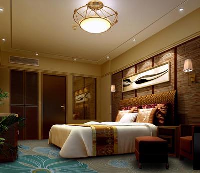 雅尔居酒店客房地毯89