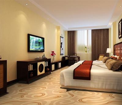雅尔居酒店客房地毯90